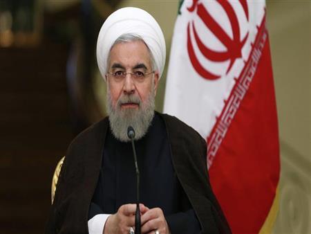 الرئيس الإيراني: المقاومة خيارنا الوحيد