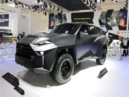 أغلى سيارة 4X4 في العالم صينية الصنع.. تعرف على أسعارها (فيديو وصور)