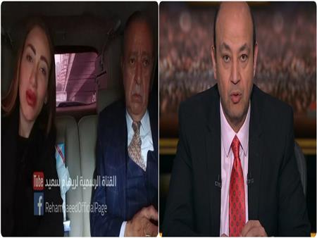 محامي ريهام سعيد يُحرج عمرو أديب على الهواء -فيديو