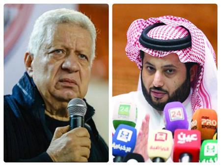 مرتضى مهاجمًا تركي آل الشيخ: لم أمنحه رئاسة الزمالك الشرفية