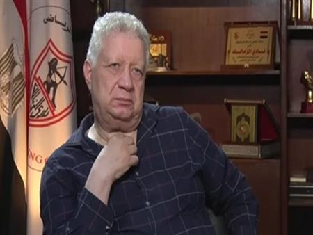 """مرتضى منصور: تجديد """"السعيد"""" للأهلي باطل.. وكبار الدولة """"هيجيبوا حقي"""""""
