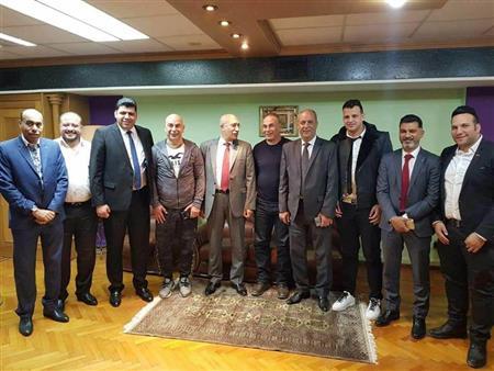 المصري يجدد التعاقد مع حسام حسن للموسم الرابع على التوالي