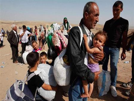 النازحون الجدد في سوريا.. هاربون من جحيم صنعته تركيا إلى حلب الأسد