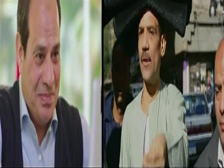 """مواطن يثير ضحك السيسي خلال حوار شعب ورئيس:""""مبصليش"""" -فيديو"""