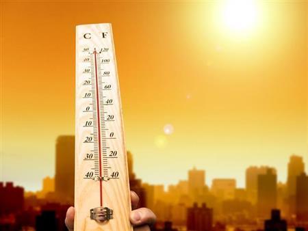 """""""الأرصاد"""" تحذر: ارتفاع شديد في درجات الحرارة اليوم وغدًا"""