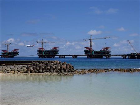"""""""أجّر 16 جزيرة للصين"""".. لماذا يفضل رئيس المالديف بكين على نيودلهي؟"""