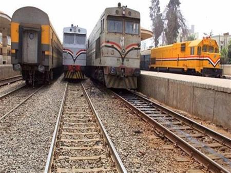 السكك الحديدية تؤكد انتظام حركة سير القطارات على جميع الخطوط