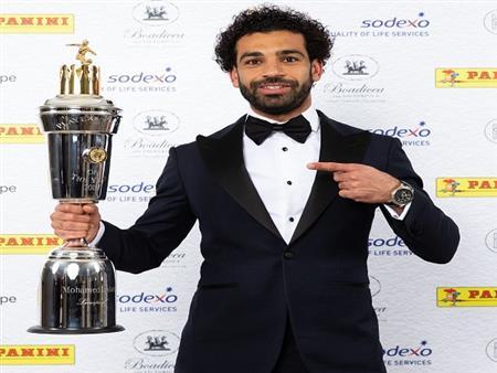 صلاح بعد التتويج بأفضل لاعب في البريميرليج: لا يزال أمامى الكثير لأقدمه في تاريخي