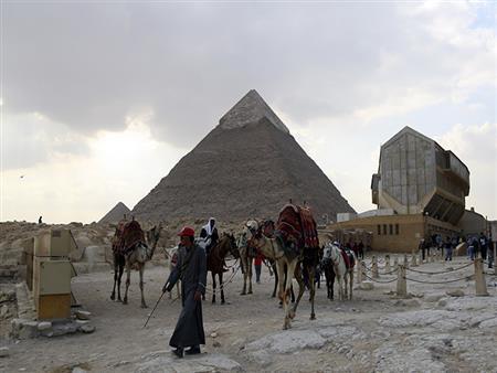 إيرادات مصر من السياحة تقفز 83% في الربع الأول من العام