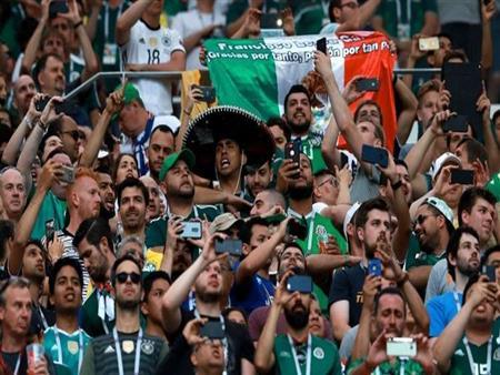 زلزال يضرب المكسيك تزامناً مع هدف الفوز على ألمانيا