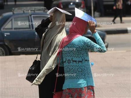 """الأرصاد عن توقعات طقس السبت: """"حار.. والعظمى بالقاهرة 37"""""""