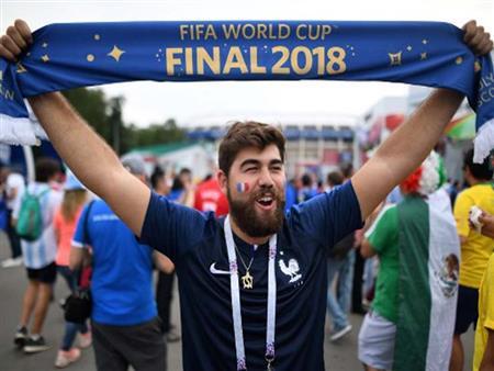 مشجعو كأس العالم أنفقوا أكثر من مليار ونصف المليار دولار في موسكو