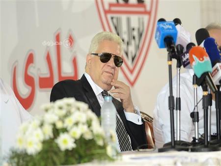 بالفيديو.. مالك ltc: مرتضى منصور هددني.. وأطالب بتدخل الدولة