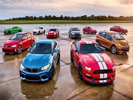 تعرف على أفضل 5 سيارات في النصف الأول من 2018.. اثنتان منها في مصر