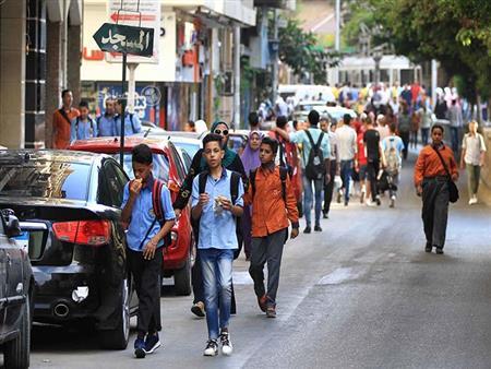 بالصور..توافد ملايين التلاميذ على مدارس الجمهورية