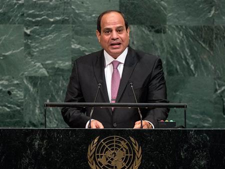 """""""انتقاد ورؤية جديدة في 18 دقيقة"""".. كلمة السيسي بالأمم المتحدة (نص كامل)"""