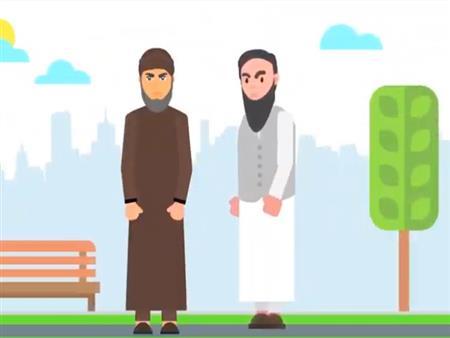 """بفيديو """"موشن جرافيك"""".. الإفتاء: لا سرية في الإسلام """"من يشذ عن الأمة فإنه يشذ في النار"""""""