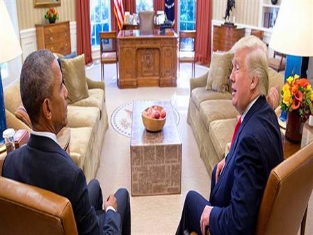 """""""أشعر أنه واجب وطني"""".. كيف أبدع مصور أوباما في انتقاد ترامب؟"""