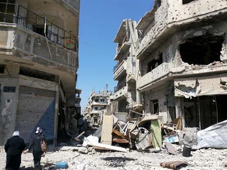 الذكريات تستحق.. سوري ينُقذ مجلة أطفال وسط الدمار