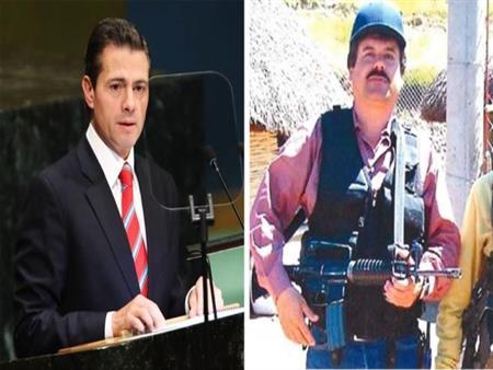 """محاكمة إمبراطور المخدرات.. """"رشوة 100 مليون دولار لرئيس المكسيك"""""""