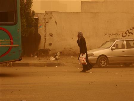سرعتها 33 عقدة.. رئيس الأرصاد يوضح سبب العاصفة الترابية المفاجئة التي ضربت القاهرة
