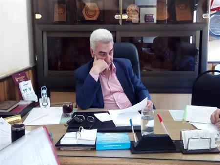 أول تعليق من رئيس منطقة بني سويف بعد اقالته بسبب صفقة السعيد