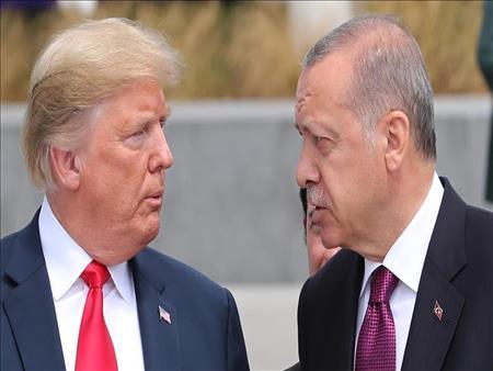 واشنطن تعلن عقوبات على 3 وزراء أتراك