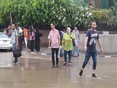 تساقط  أمطار على القاهرة والجيزة.. إليك أهم 12 نصيحة تحميك (مُحدث)