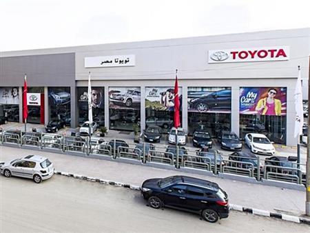 """""""تويوتا إيجيبت"""": سعر السيارة النهائي يتحدد في يوم الاستلام وليس التعاقد"""