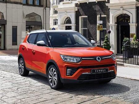 """بعد تقديمها رسميًا.. 5 سيارات قد تصعب مهمة سانج يونج """"تيفولي"""" 2020"""