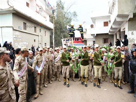 صورة ووصية.. شهيد الدرب الأحمر لحق ابن عمه مجند سيناء بعد يومين