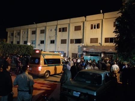صور| بعد الحريق.. انتظام العمل وعودة الأطفال إلى مستشفى مطوبس بكفر الشيخ