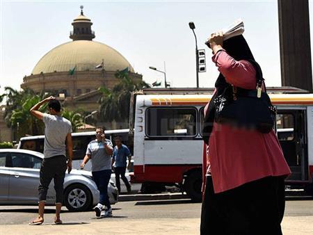 """""""هل تصل حرارة القاهرة إلى 55 درجة؟"""".. """"الأرصاد"""" تجيب وتحذر هؤلاء"""