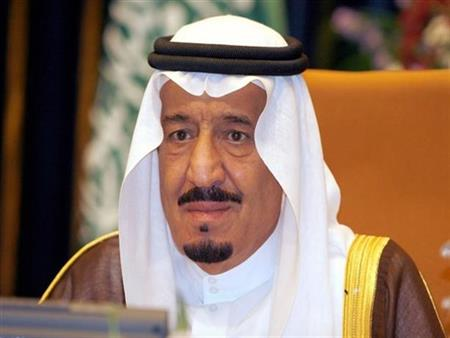 رسالة من ملك السعودية إلى أمير قطر