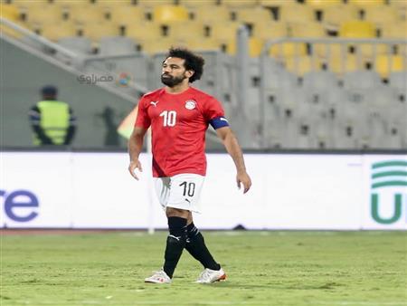 صلاح يرتدي شارة القائد للمرة الأولى في تاريخه مع منتخب مصر