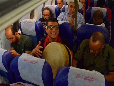 من قرطاج للقاهرة.. مصراوي يعايش رحلة مشجعين «توانسة» إلى الأمم الإفريقية
