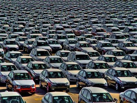 الأوروبي يستحوذ على قرابة 50% من واردات السيارات بمصر في 2019