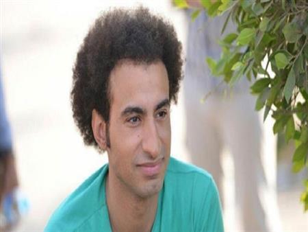 """بالصور  علي ربيع يكشف عن """"تسريحة"""" شعره الجديدة"""