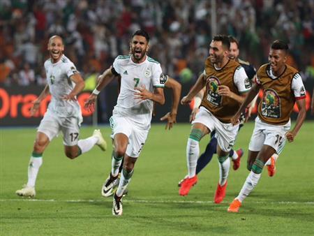 رياض محرز يتحدث عن جوارديولا وتتويج الجزائر بكأس الأمم