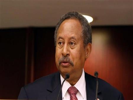 رئيس وزراء السودان: نشكر مصر والاتحاد الأفريقي ودول الخليج على مساعدتنا