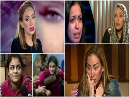 """عفاريت وعلاج أطفال و""""ظلم"""".. معارك ريهام سعيد مستمرة"""