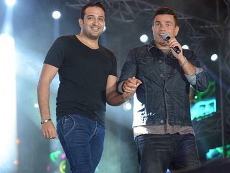 في عيد ميلاد تامر حسين.. 13 معلومة عن صاحب الـ40 أغنية مع عمرو دياب