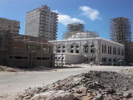 بالصور- بناء 14 مسجدًا جديدًا على محور المحمودية بالإسكندرية