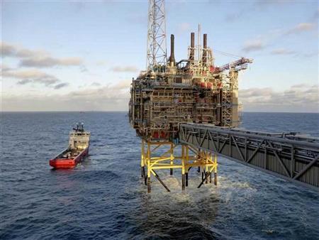 البترول: وضع البئر الأولى من حقل غاز بلطيم على الإنتاج