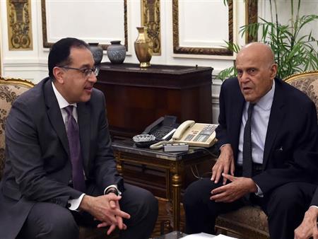 رئيس الوزراء يلتقى الدكتور مجدى يعقوب: رمزا وطنياً للمصريين