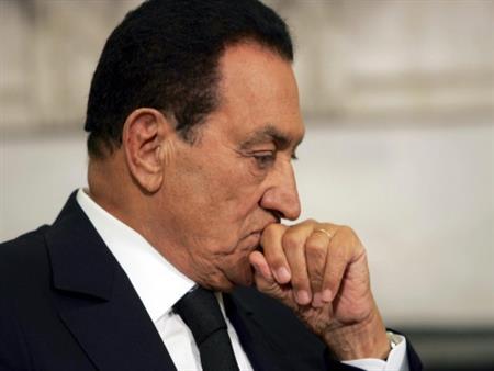 تصريح دفن متداول لمبارك يكشف سبب وفاته