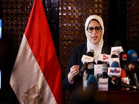 وزيرة الصحة: 6 إصابات بكورونا بين كل مليون مواطن في مصر