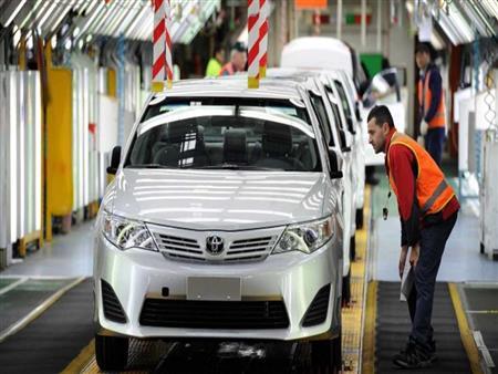 """تراجع إنتاج تويوتا بنسبة 14% في فبراير.. وتقارير: """"القادم أسوأ"""""""