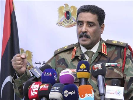 المتحدث باسم الجيش الليبي: جاهزون للتصدي لأي تحرك تركي معادي