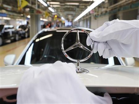 """لهذا السبب.. """"دايملر"""" تعتزم بيع مصنعها في مدينة هامباخ الفرنسية"""